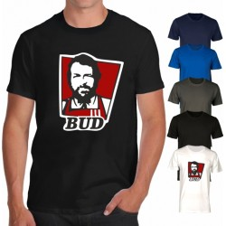 T-shirt Bud Kfc - Bud Spencer