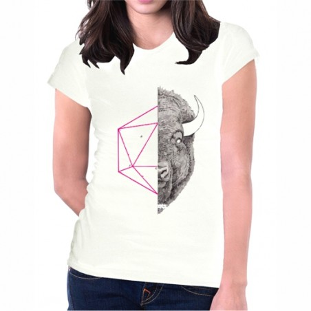 T-shirt Bufalo Swag Woman
