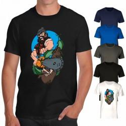 T-shirt BOSCAIOLO PAZZO - MCP