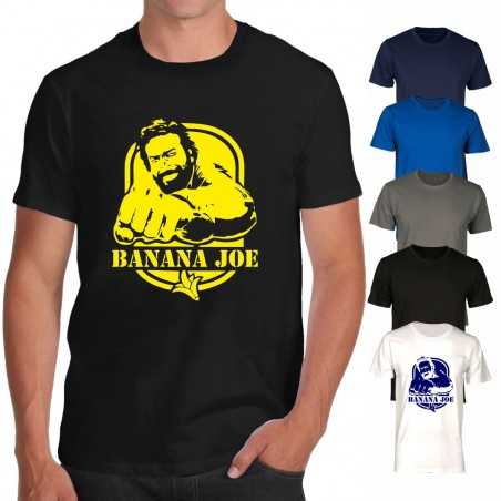 T-shirt Banana Joe Punch - Ispirata al Mitico Bud Spencer