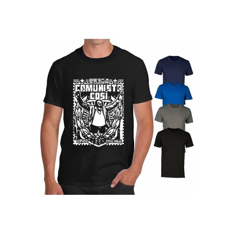 T-shirt Comunista così - Brega
