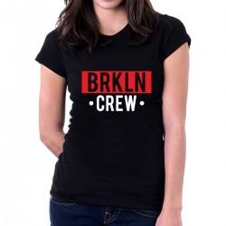 T-shirt BRKLN CREW -...