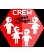 Art crew è una selezione di capi ideati da artisti e creativi.