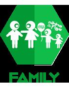 La famiglia, la cosa più bella che ci sia, ancora più con le nostre proposte.