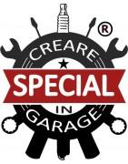 Benvenuti nello spazio dedicato agli appassionati di CREARE SPECIAL FATTE IN GARAGE.
